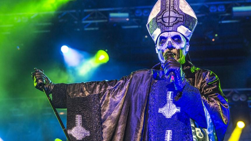 Ghost: Sweden Rock Festival