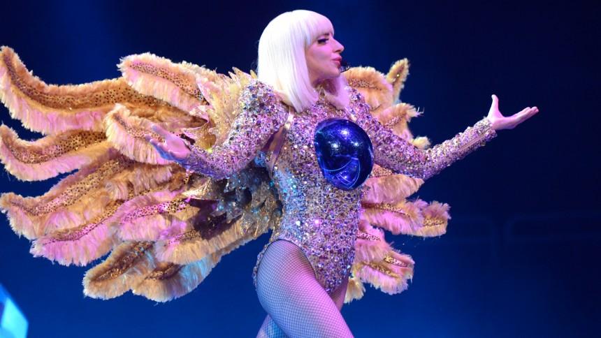 Lady Gaga ställer in Sverigekonserten