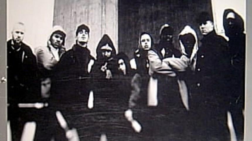 Svenska hiphop-pionjärer återförenade i studion