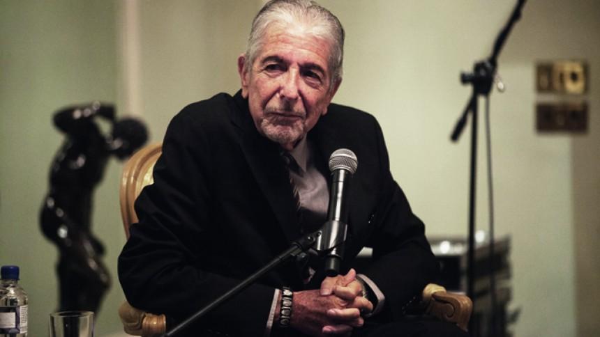 Leonard Cohen är död