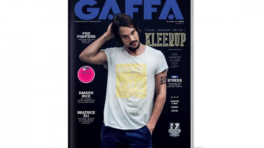 Nytt GAFFA-nummer ute nu!