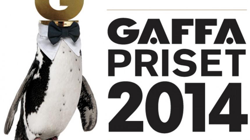 Rösta på GAFFA-Priset 2014