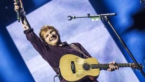 Ed Sheeran - Globen, Stockholm, 141112