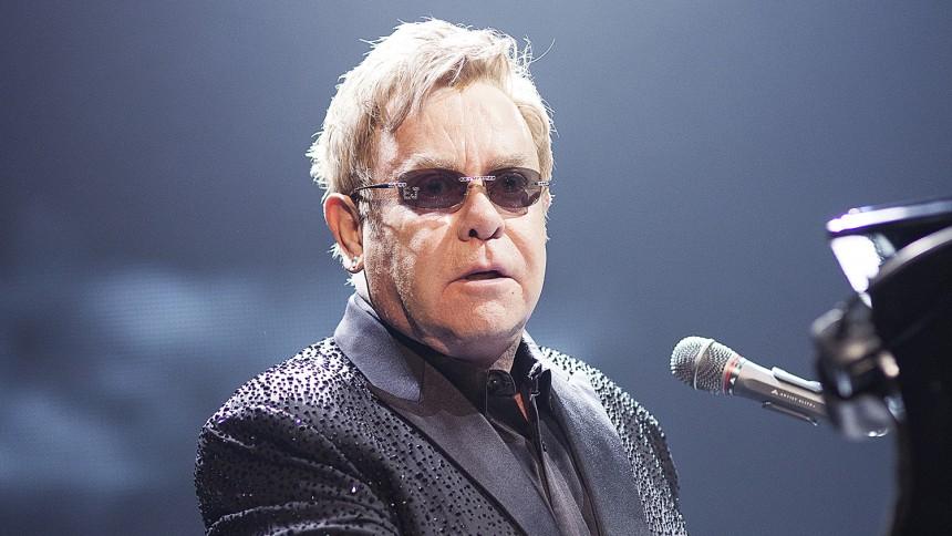 Elton John: Scandinavium, Göteborg