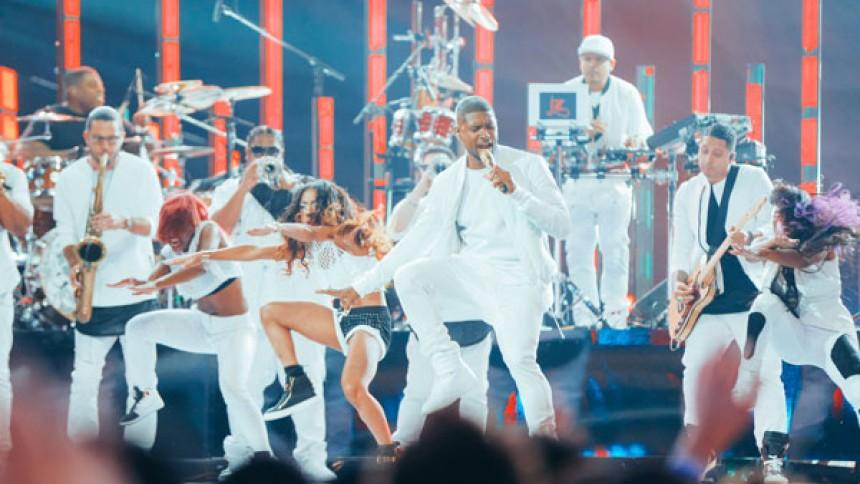 Kungen av R&B ställer in Sverigespelning