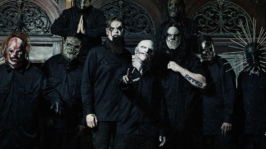 Vad vill du fråga Slipknot?
