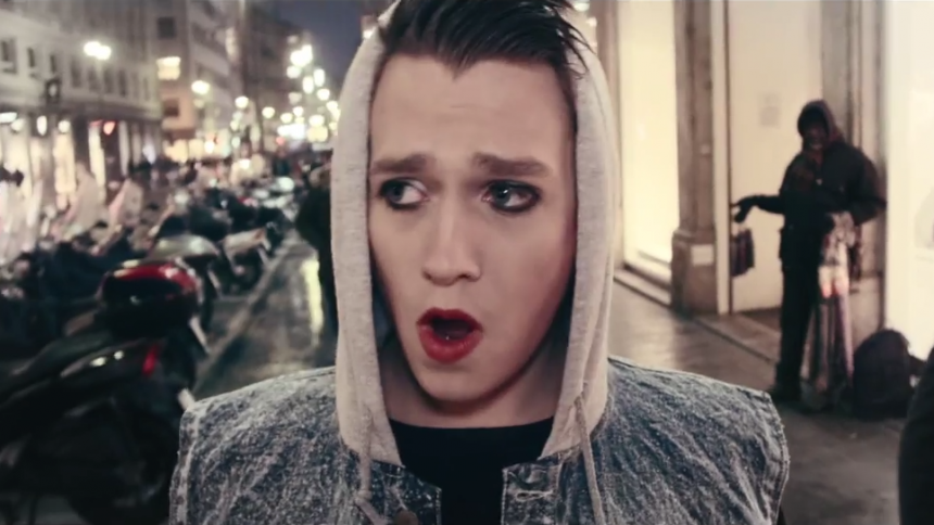 VIDEOPREMIÄR: Ms. Henrik – Slow Dancing