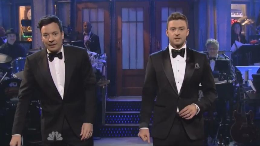 Se Kanye, Sia, Timberlake och Simon fira SNL 40 år