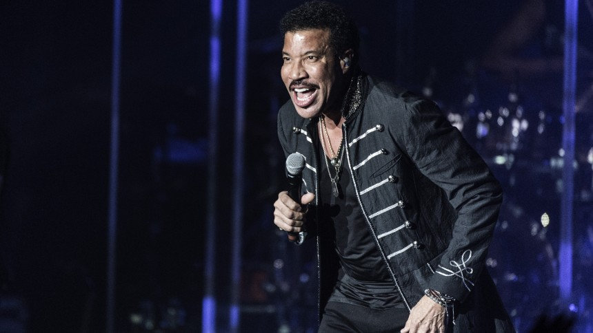 Lionel Richie till Sverige