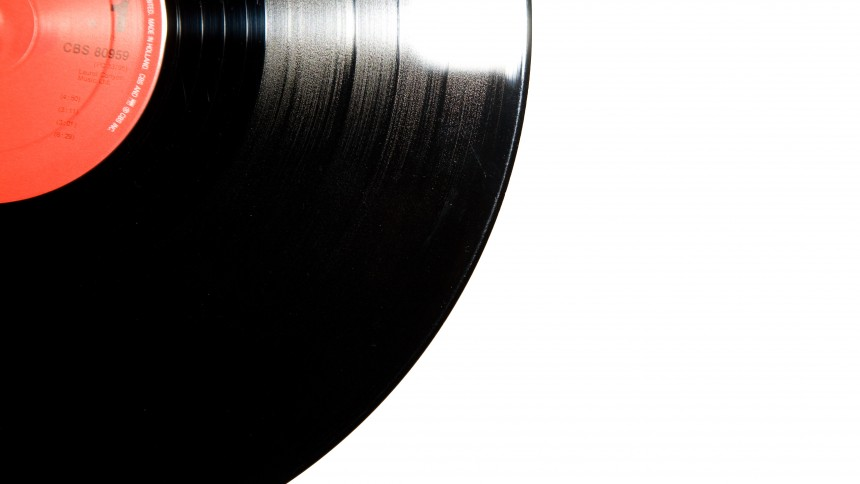 Matkedja börjar sälja vinyler