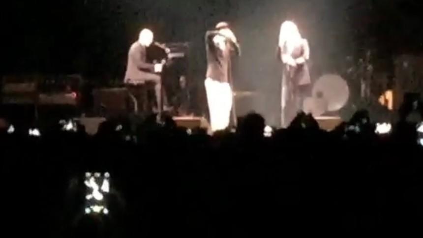 Se Thåström och Winnerbäck tillsammans på scen