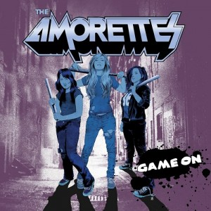 The Amorettes: Game On
