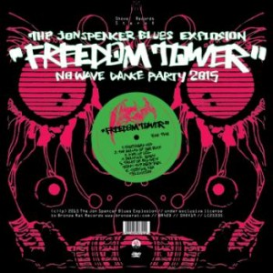 Jon Spencer Blues Explosion: Freedom Tower- New Wave Danceparty 2015
