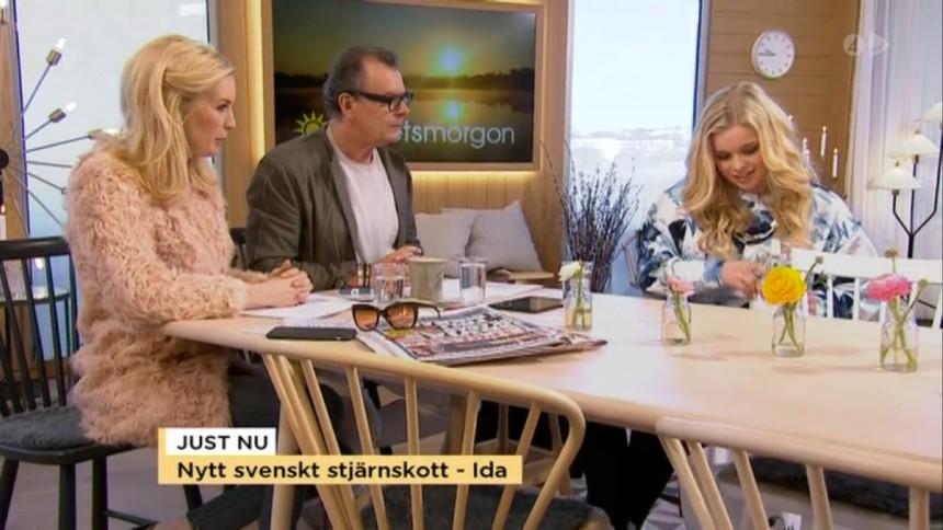 Efter ostbågebranden – här får Jenny Strömstedt bästa presenten