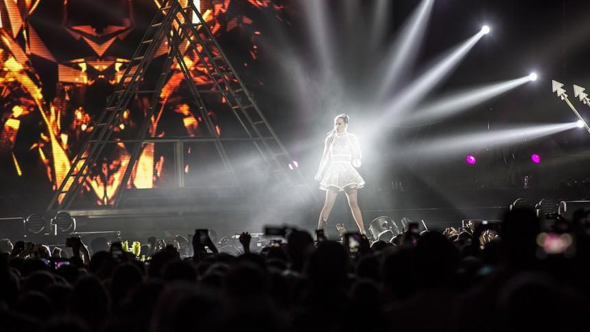 Hon är musikvärldens bäst betalda kvinna