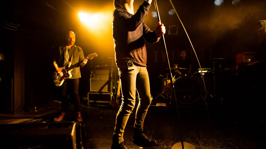 The Twilight Sad: Lilla Hotellbaren, Stockholm