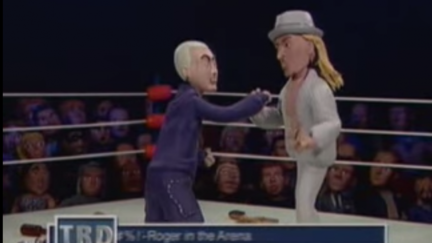 MTV återupplivar Celebrity Deathmatch