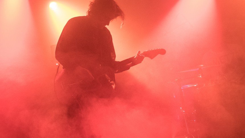 A Place To Bury Strangers: Debaser Strand, Stockholm