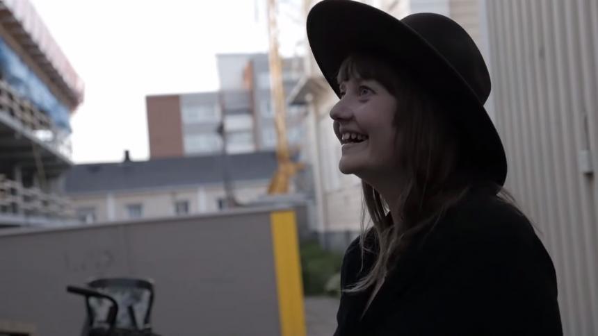 VIDEOPREMIÄR: Ellen Sundberg – Vägen Är Lång