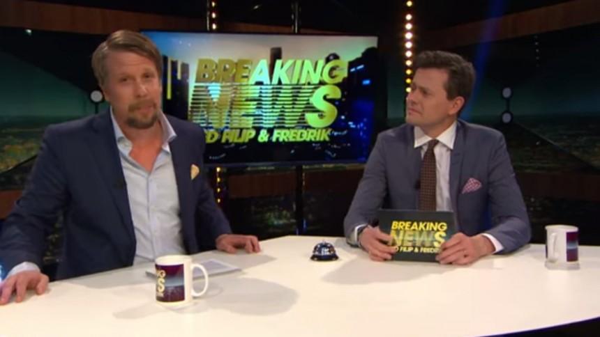 Filip & Fredrik ryter till mot Little Jinder-hatarna