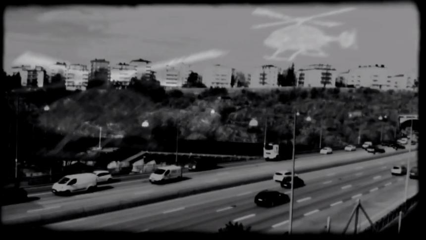VIDEOPREMIÄR: Alf – Essingeleden Never Sleeps