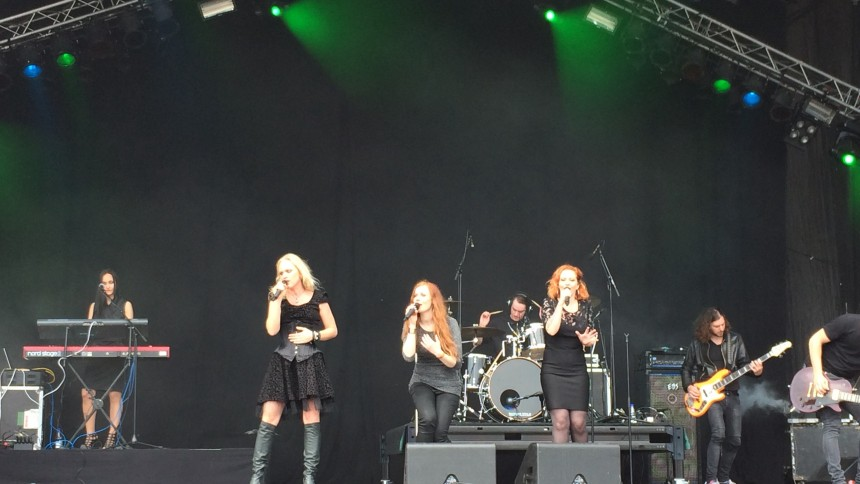 The Sirens: Sweden Rock Festival