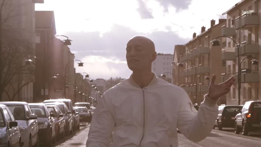 VIDEOPREMIÄR: Simon Norrsveden - Hatare kommer hata