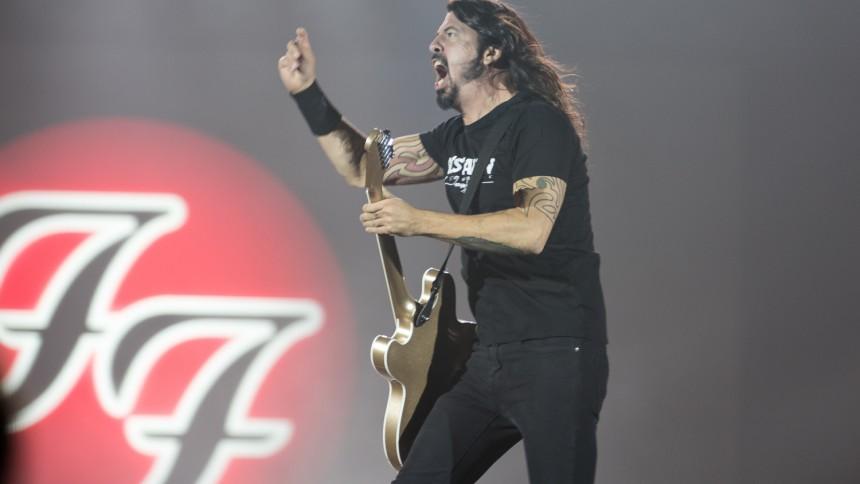 13 saker du förmodligen inte visste om Foo Fighters