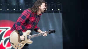 Foo Fighters - Ullevi, Göteborg, 150612