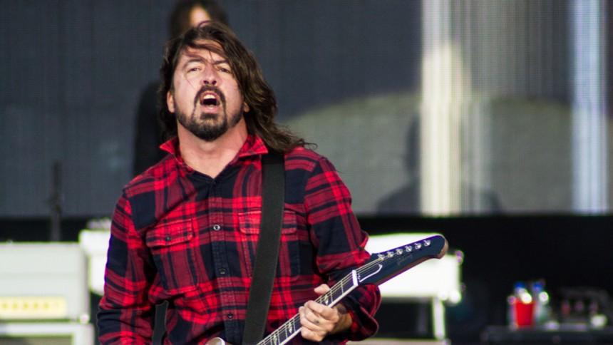 Foo Fighters redo för Europaturné