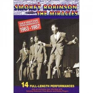 Smokey Robinson & The Miracles: Definitive Performances 1963-1987