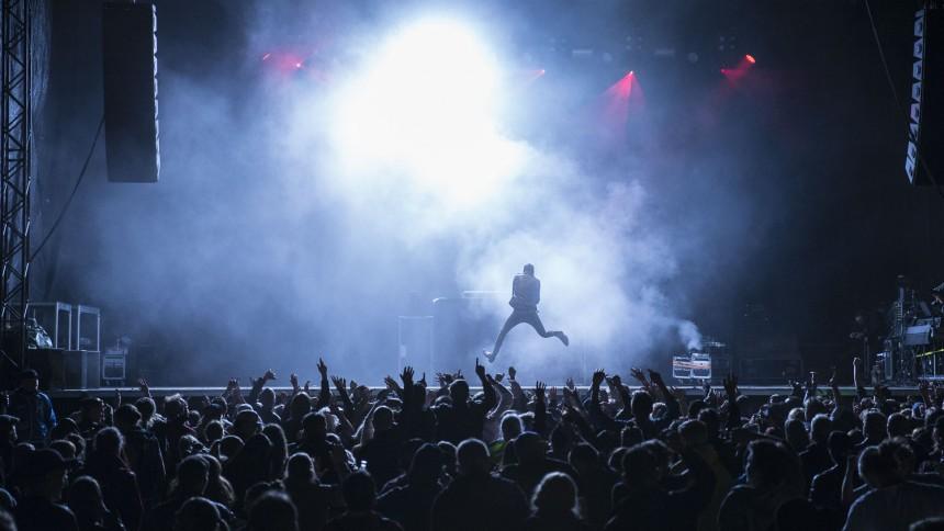Svensk festival tvingades flytta – gjorde publiksuccé