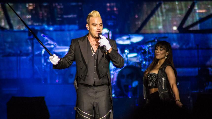 Robbie Williams: Bråvalla