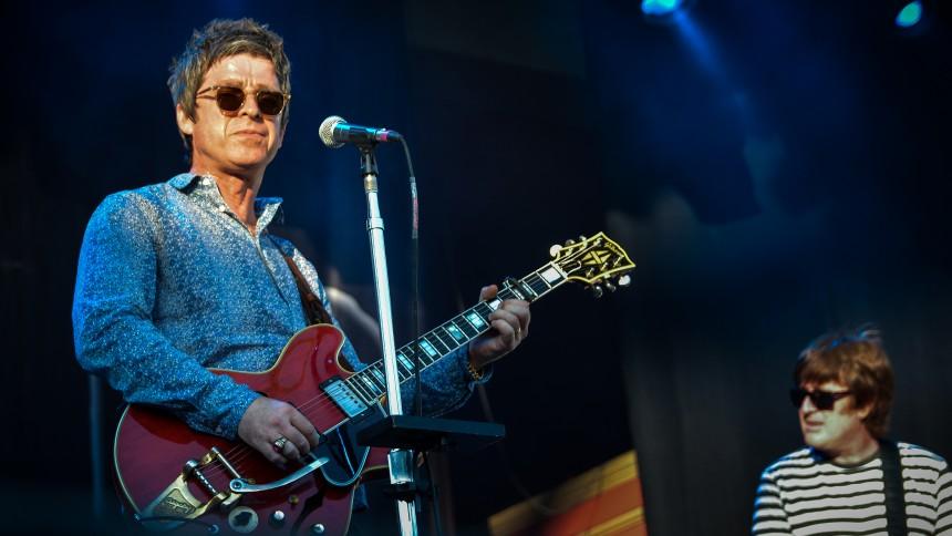 Noel Gallagher häcklade Gröna Lund-publiken