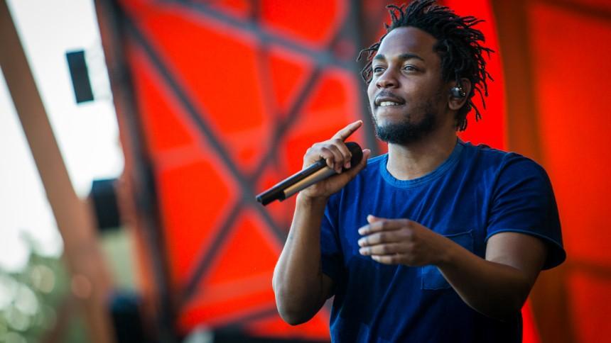 Kendrick klar för Roskilde