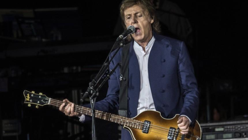 Paul McCartney: Tele2 Arena, Stockholm