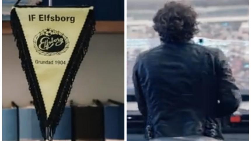 Lämnade IF Elfsborg för musikalisk toksuccé