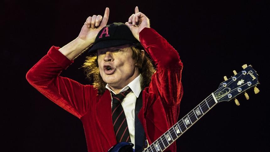 LISTA: AC/DC:s 10 bästa låtar