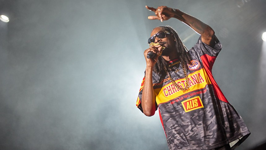 Snoop bojkottar Sverige