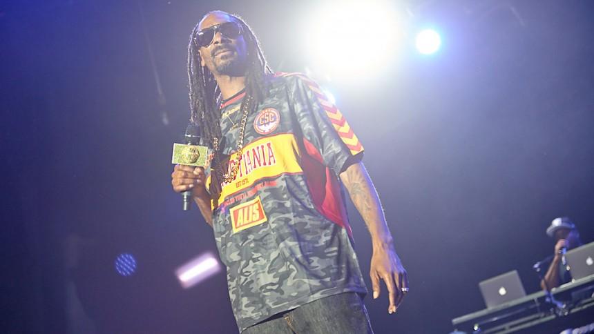 Snoop Dogg startar sajt för gräsrökare