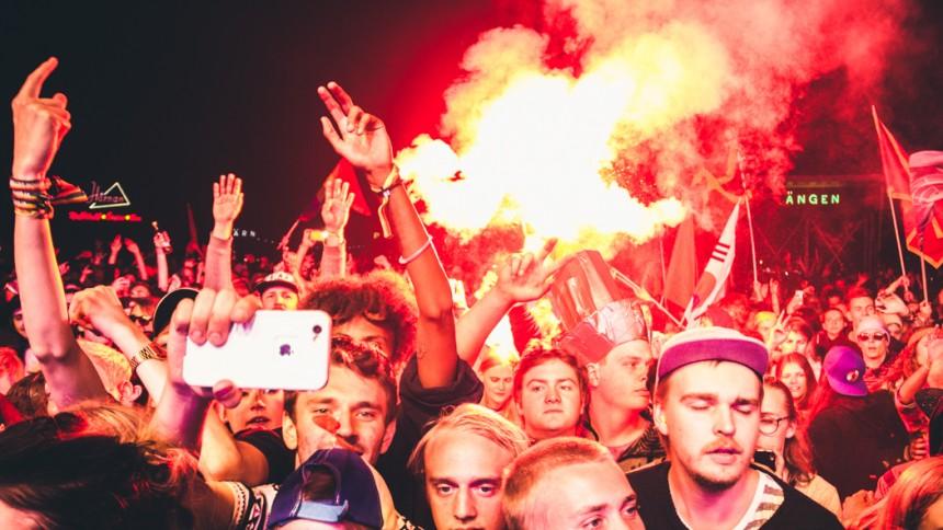 Sveriges längsta festivalspelning spikad