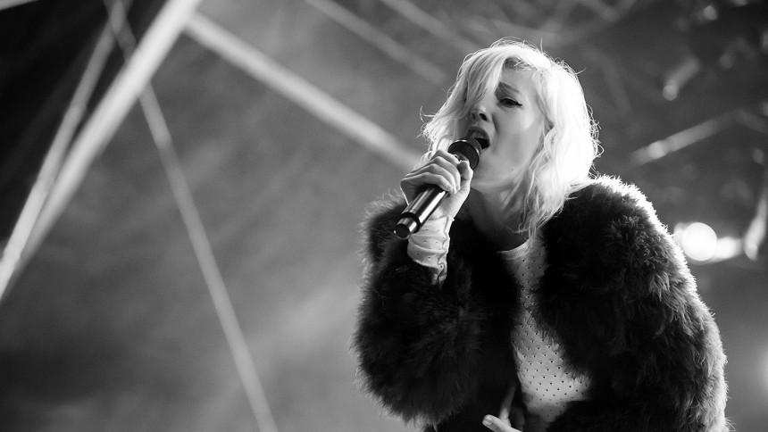 Veronica Maggio spelar nya singeln live idag