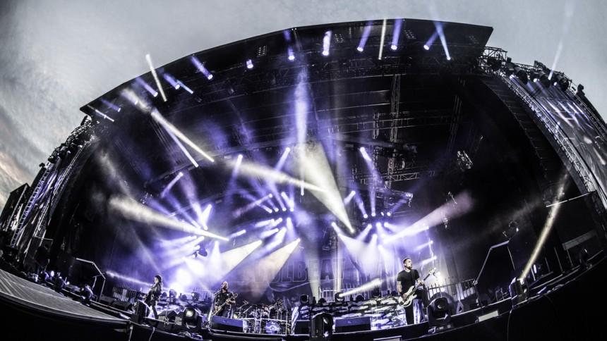 Volbeat gästar svensk festival