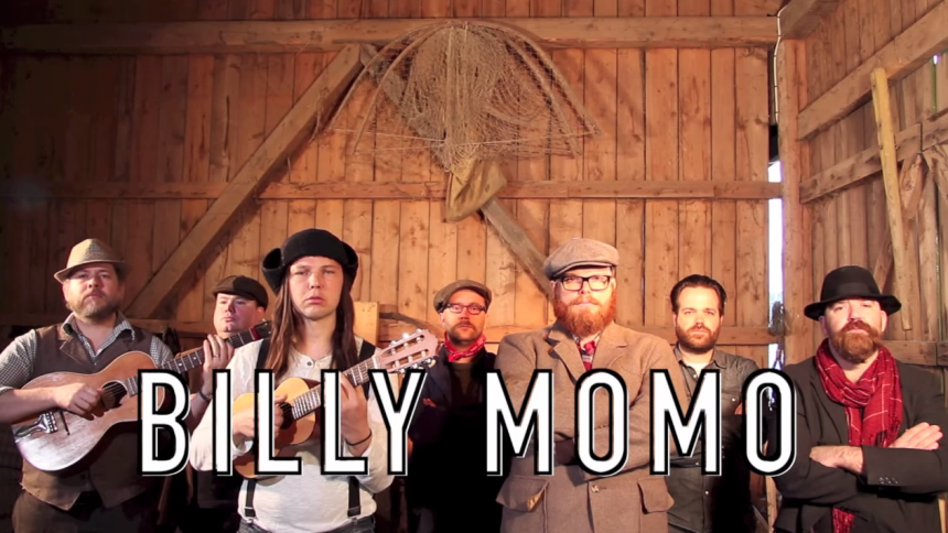 VIDEOPREMIÄR: Billy Momo - It's Mine