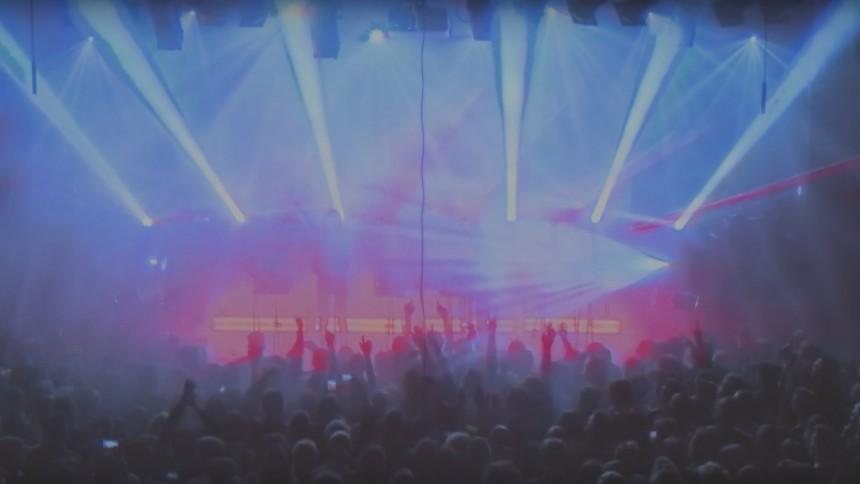 VIDEOPREMIÄR: Kite - Up For Life (Live)
