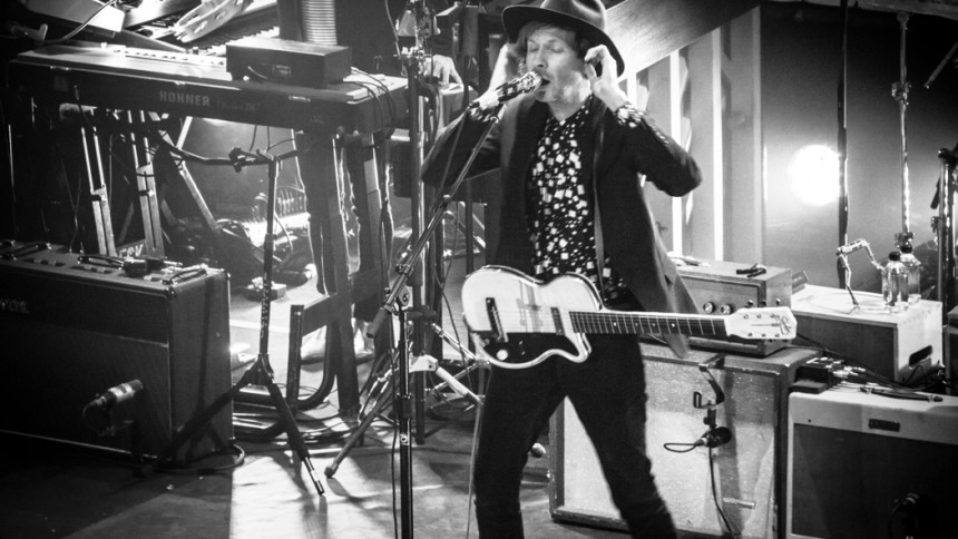 ''Tänk om Beck hade spelat Shoreline ...''