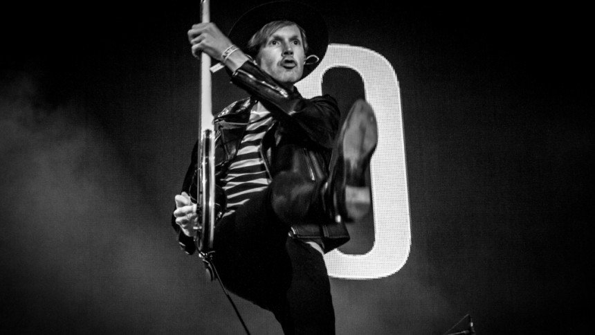 Beck: Way Out West