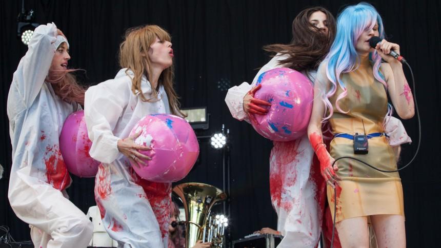 GUIDE: Veckans konsertmåsten – från blod till skräck