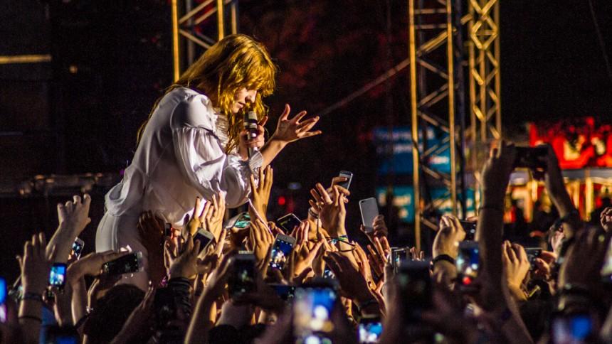 Florence + The Machine ger efterlängtad Sverigespelning