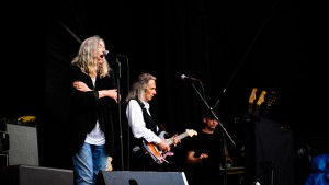 Patti Smith - Way Out West, Göteborg, 150815